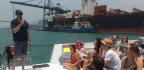 All Aboard For A Tour Of Hong Kong's Container Port - Not Your Usual Junk Trip
