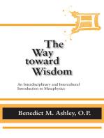 Way Toward Wisdom, The