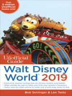 Unofficial Guide to Walt Disney World 2019