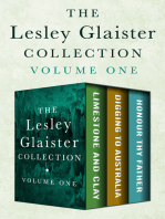 The Lesley Glaister Collection Volume One