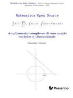 Ampliamento complesso di uno spazio euclideo n-dimensionale