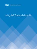 Using JMP Student Edition 14