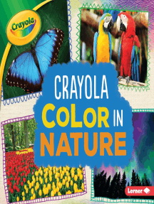 Crayola ® Color in Nature