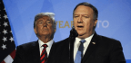 Pompeo Says US Will Never Accept Russian Claims On Crimea, Ukraine
