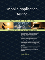 Mobile application testing The Ultimate Step-By-Step Guide