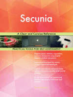 Secunia A Clear and Concise Reference