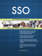 SSO Standard Requirements
