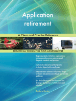 Application retirement A Clear and Concise Reference
