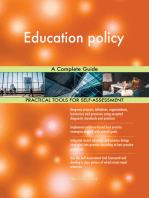 Education policy A Complete Guide