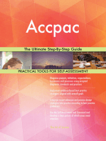 Accpac The Ultimate Step-By-Step Guide