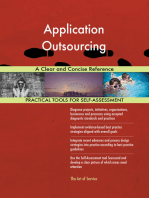 Application Outsourcing A Clear and Concise Reference