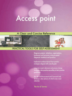 Access point A Clear and Concise Reference