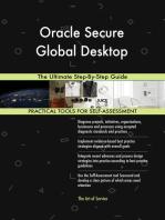 Oracle Secure Global Desktop The Ultimate Step-By-Step Guide