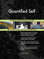 Quantified Self Complete Self-Assessment Guide