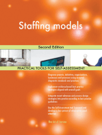 Staffing models Second Edition