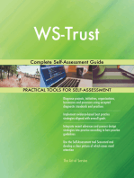 WS-Trust Complete Self-Assessment Guide