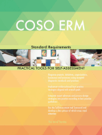 COSO ERM Standard Requirements