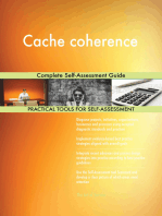 Cache coherence Complete Self-Assessment Guide