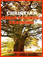 Christian Assertiveness Training