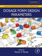 Dosage Form Design Parameters