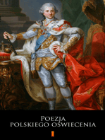 Poezja polskiego oświecenia
