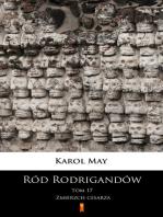 Ród Rodrigandów. Zmierzch cesarza
