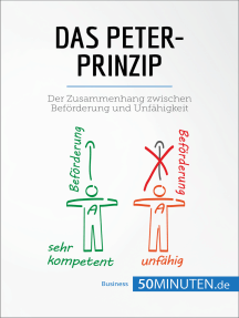 Das Peter-Prinzip: Der Zusammenhang zwischen Beförderung und Unfähigkeit