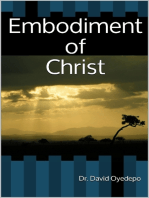 Embodiment of Christ