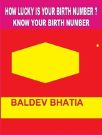 How Lucky Is Your Birth Number? - Know Your Birth Number