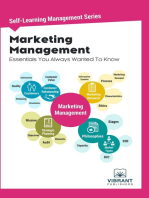 Marketing Management Essentials You Always Wanted To Know