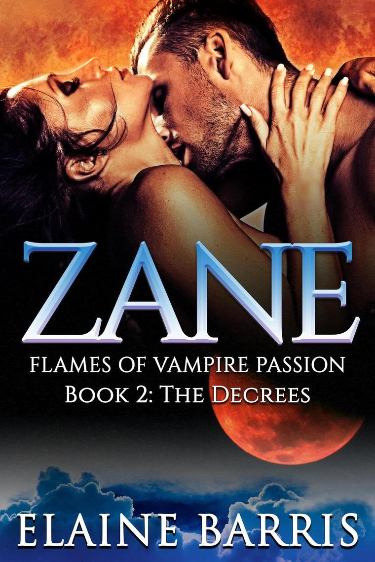 Barris Offer Porno zane: the decreeselaine barris - read online