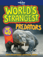 World's Strangest Predators