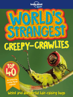 World's Strangest Creepy Crawlies
