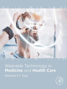 Wearable Technology in Medicine and Health Care