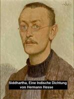 Siddhartha, Eine Indische Dichtung