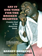 Say It One Time For The Brokenhearted
