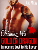 Claiming His Golden Dragon