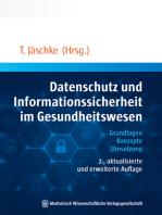 Datenschutz und Informationssicherheit im Gesundheitswesen
