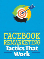 Facebook Remarketing Tactics That Works