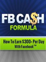 FB Cash Formula