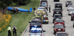 Pilot Of Plane That Landed On Chicago Road Called 'Mayday, Mayday, Mayday'
