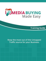Media Buying Made Easy