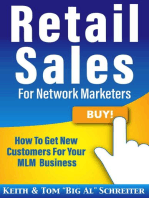 Retail Sales for Network Marketers