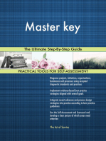 Master key The Ultimate Step-By-Step Guide