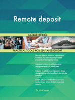 Remote deposit Second Edition