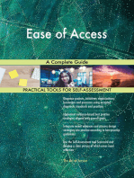 Ease of Access A Complete Guide