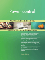 Power control The Ultimate Step-By-Step Guide