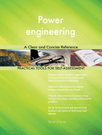 Power engineering A Clear and Concise Reference