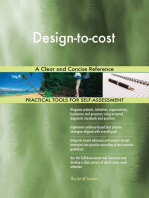 Design-to-cost A Clear and Concise Reference