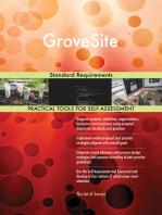 GroveSite Standard Requirements